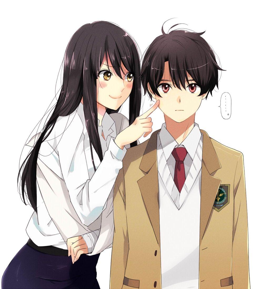Image 12 — Anime anak lakilaki, Rambut