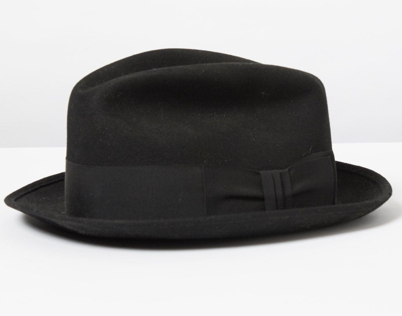 cbb5bca082e Vintage 1950s Champ Hats Fur Felt 7 1 4