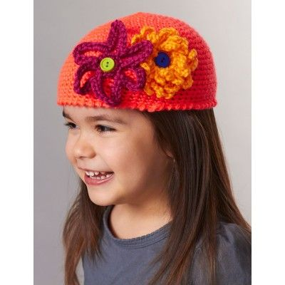Free Easy Childs Hat Crochet Pattern Free Crochet Hats Patterns