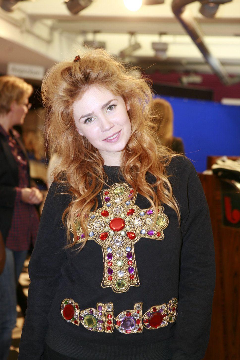 Palina Rojinski Hair Pinterest