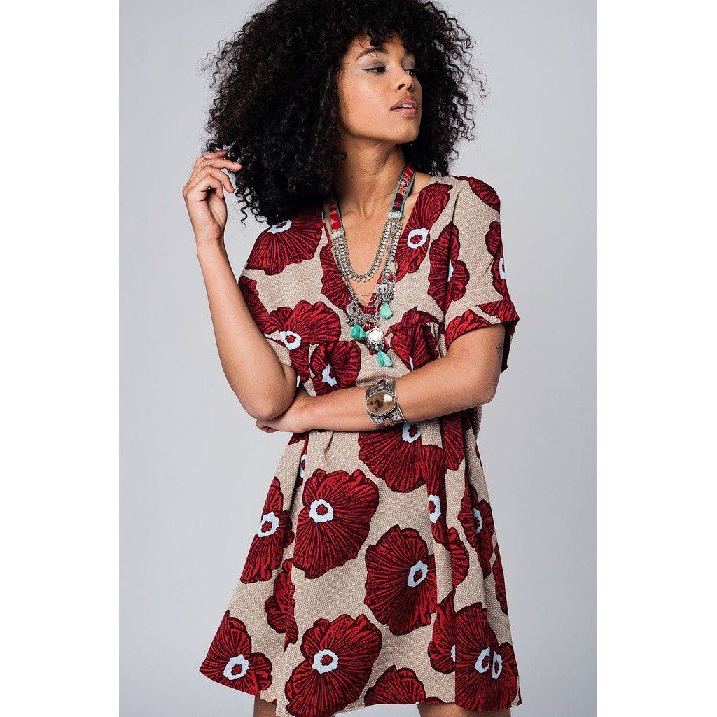 Red floral dress red floral dress and products