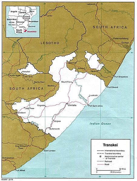 the transkei | places & faces | South africa map, Africa map, Map