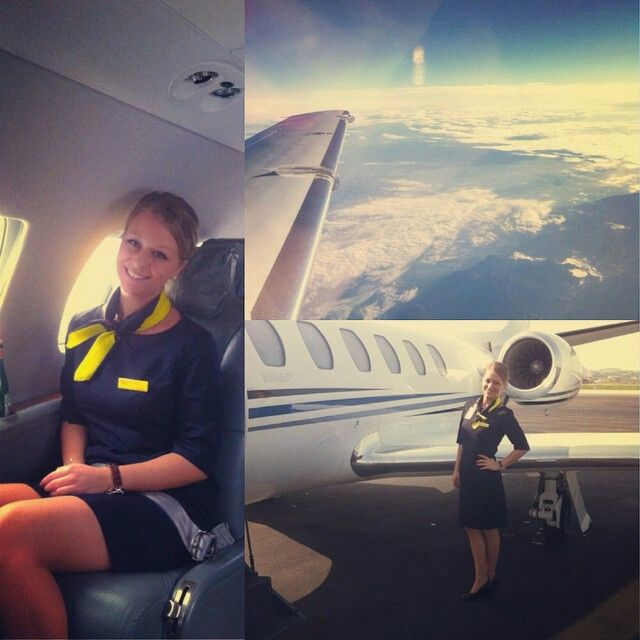 Tuifly stewardess on a private jet @jasiilii AP Pinterest - air canada flight attendant sample resume