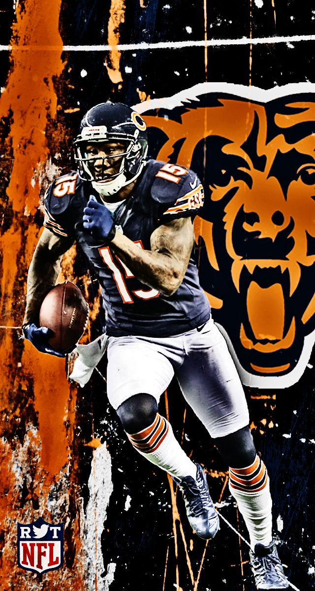 brandonmarshall Nfl chicago bears, Brandon marshall