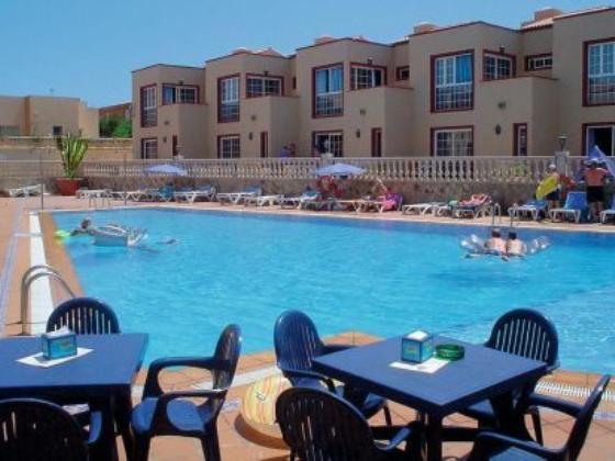 Appartementencomplex Maxorata Beach - Fuerteventura