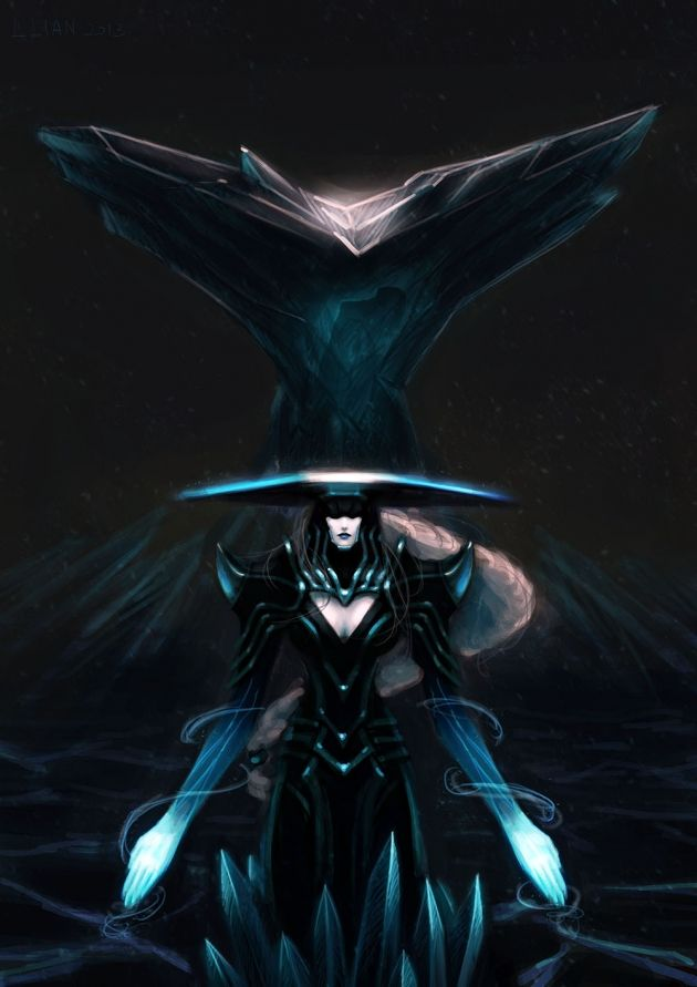 Chillout :: Lissandra Art | League of legends characters ...