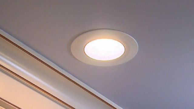 Energy saving led disk light energy consumption incandescent find out about the a diy friendly led disk light which can be installed on existing recessed and other ceiling mounted light fixtures in minutes aloadofball Image collections