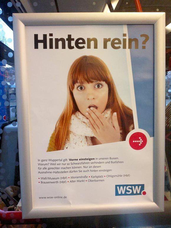 Hinten Rein Wuppertal