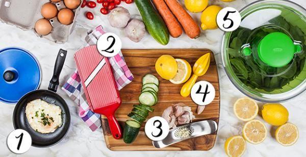 KD Finds: Haylie Duff's Favorite Kitchen Picks | http://aol.it/1pjZyHV