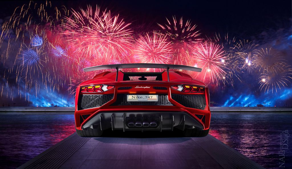 Photo Taken By Automobili Lamborghini S.p.A. Editing By Me. Https://www.