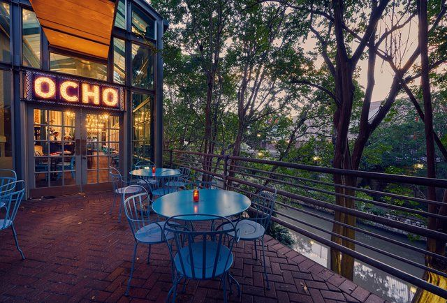 Attractive The Best Outdoor Restaurants And Bars In San Antonio