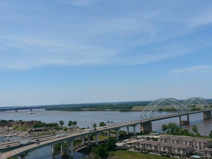 The Lookout at The Pyramid, Bass Pro, Memphis TN Memphis