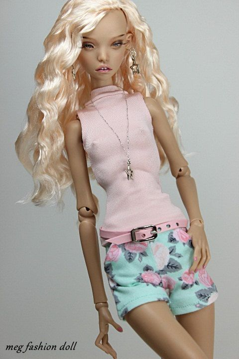 meg fashion doll outfit for Popovy Sisters Doll ''
