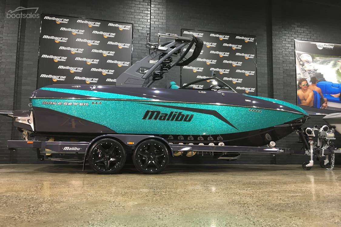 2019 MALIBU WAKESETTER 21 VLX Malibu boats, Boat, Malibu