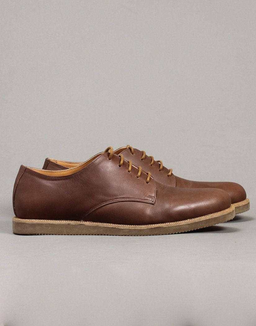 Carter Derby Shoes | THE GOODS DEPT ● This is good. $68