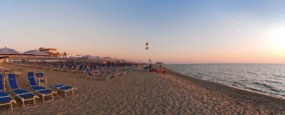 Spent Many Summers On This Beach Tirrenia Italy Tuscany Italy