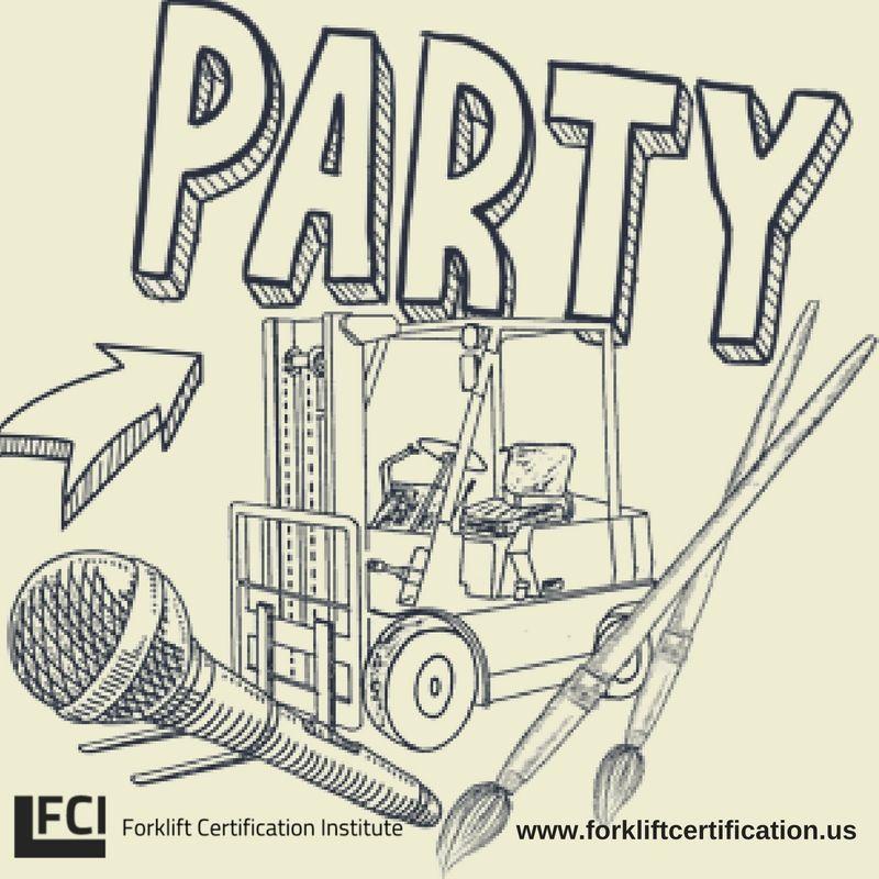 Happy Weekend Forklift Forklifttraining Forkliftcertification