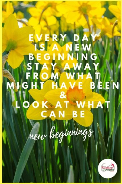 Easter A Time For New Beginnings New Beginnings Motivation Inspiration What Might Have Been