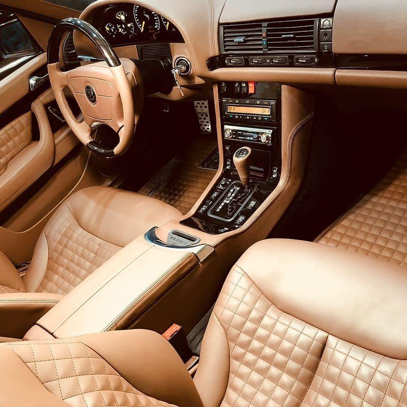 W140 Custom Interior Mercedes Interior