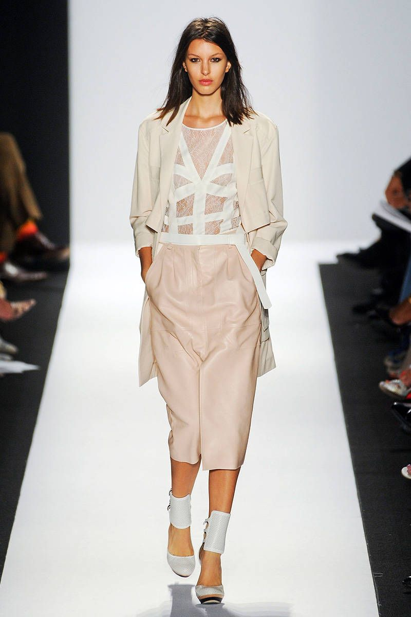 Lace New York Fashion Week Spring 2013 - Lace Trend NYFW SS13 - Elle