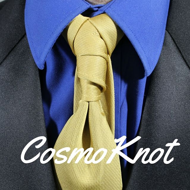 How to tie a tie cosmoknot step by step video tutorial 100 ways how to tie a tie cosmoknot step by step video tutorial 100 ways to ccuart Choice Image