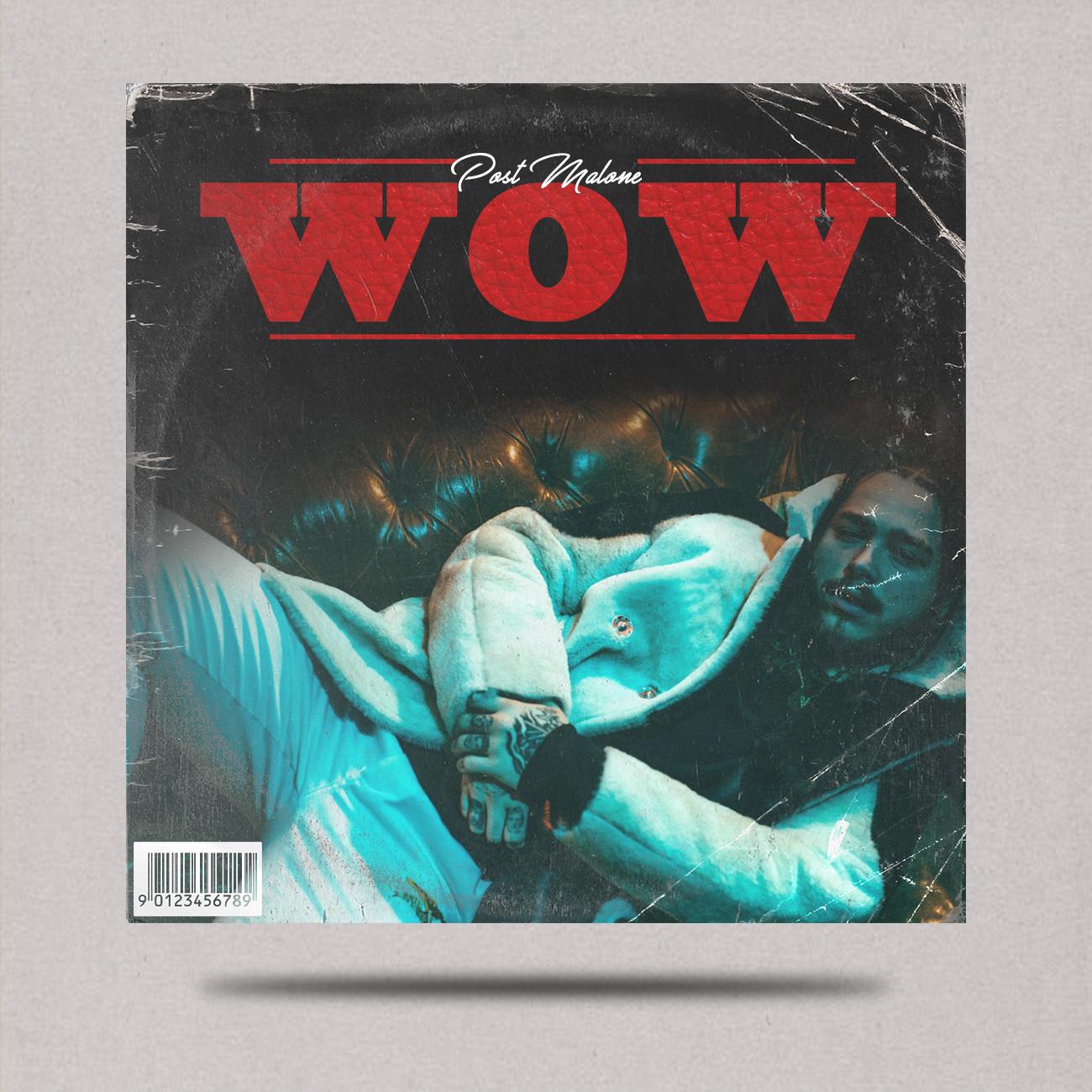 post malone wow alternative vinyl