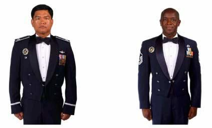 Air Force Officer Uniform Wedding
