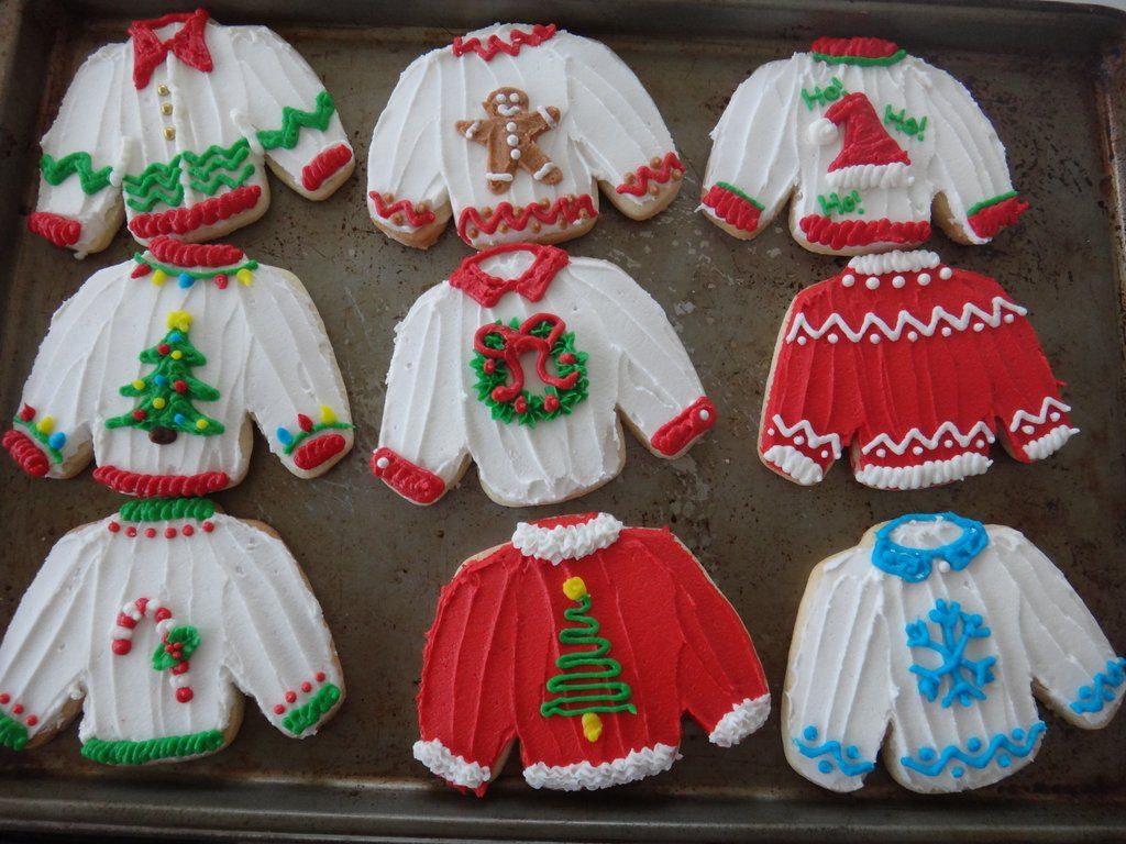 Christmas 2013   Christmas cookies  I should be studying right now ;_;