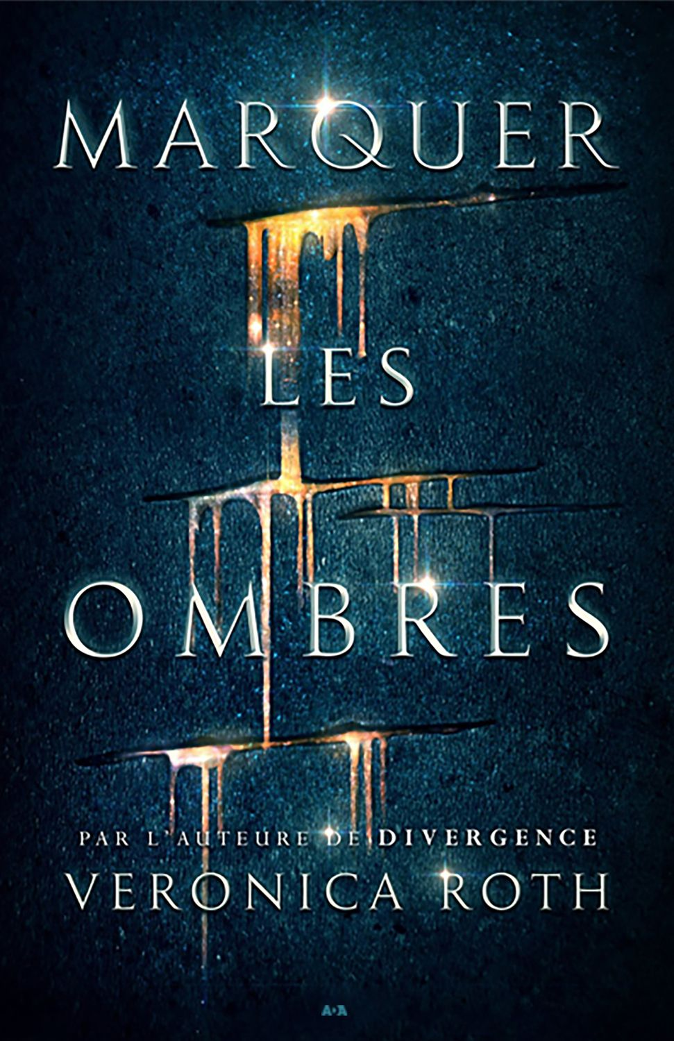 Marquer Les Ombres Veronica Roth 480 Pages Couverture