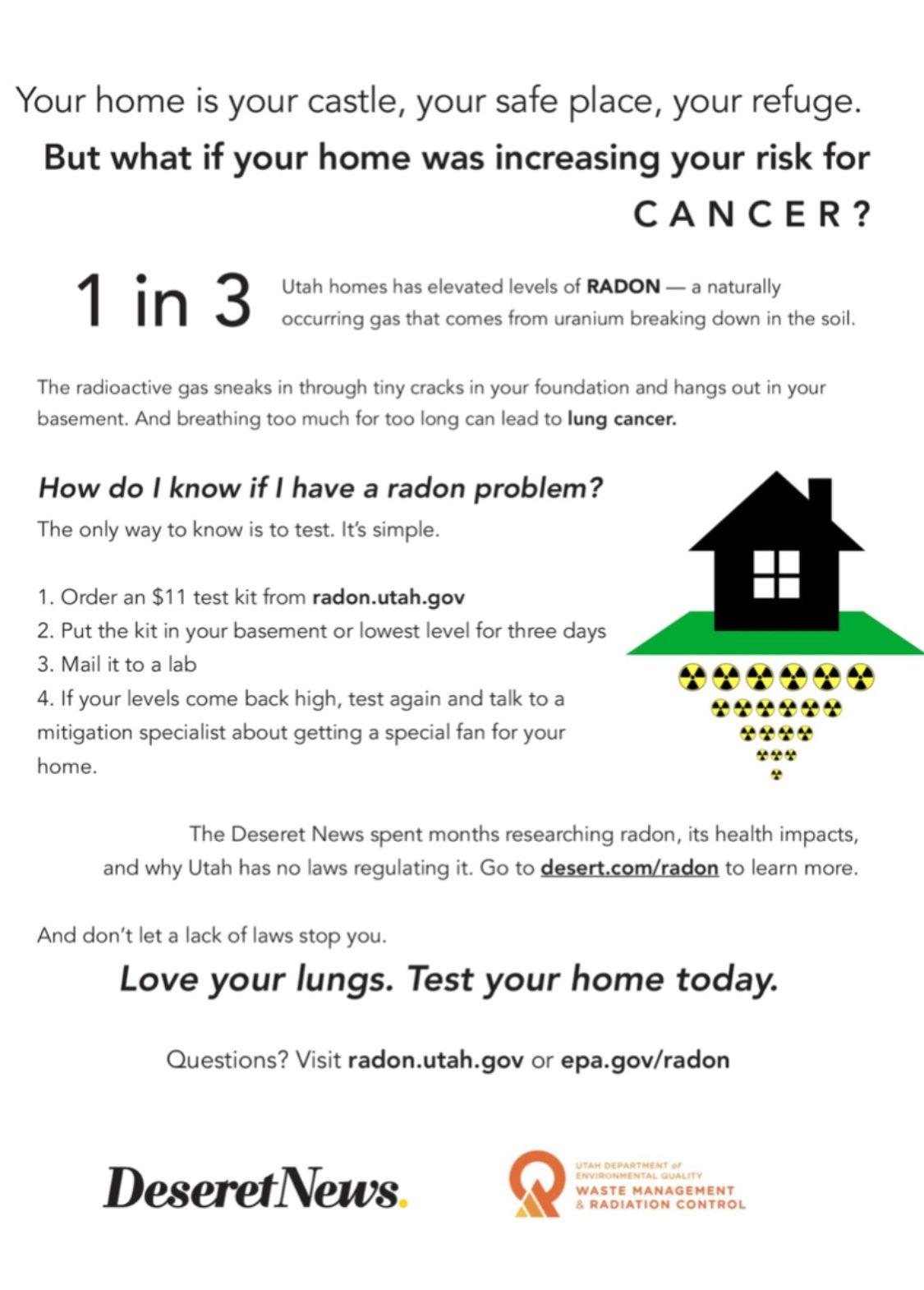 Pin By Jureckihomes On Real Estate In 2020 Radon Cancer Refugee