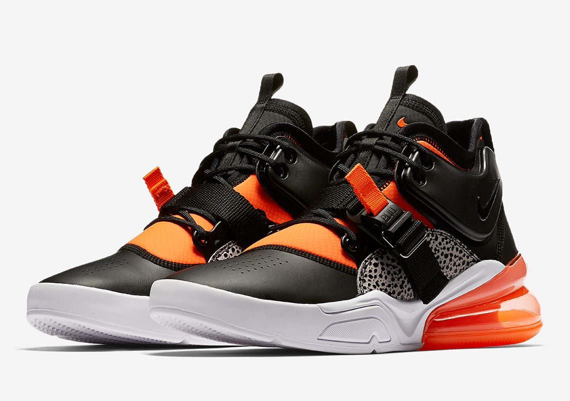 Nike Air Force 270 Safari AH6772-004 Official Images  thatdope  sneakers   luxury  dope  fashion  trending b2a83745e