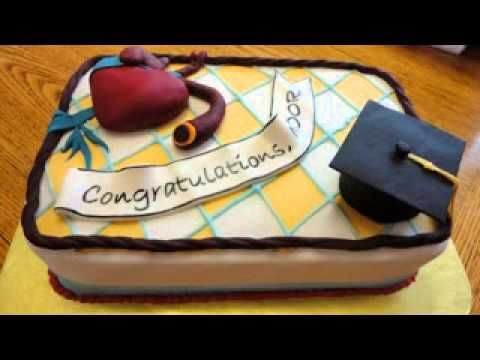 Graduation cake decorating ideas Graduation Cakes Pinterest