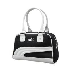 9b90d75f3 Women's PUMA Foundation Handbag Black/White..Got to have the tennis shoes  to match