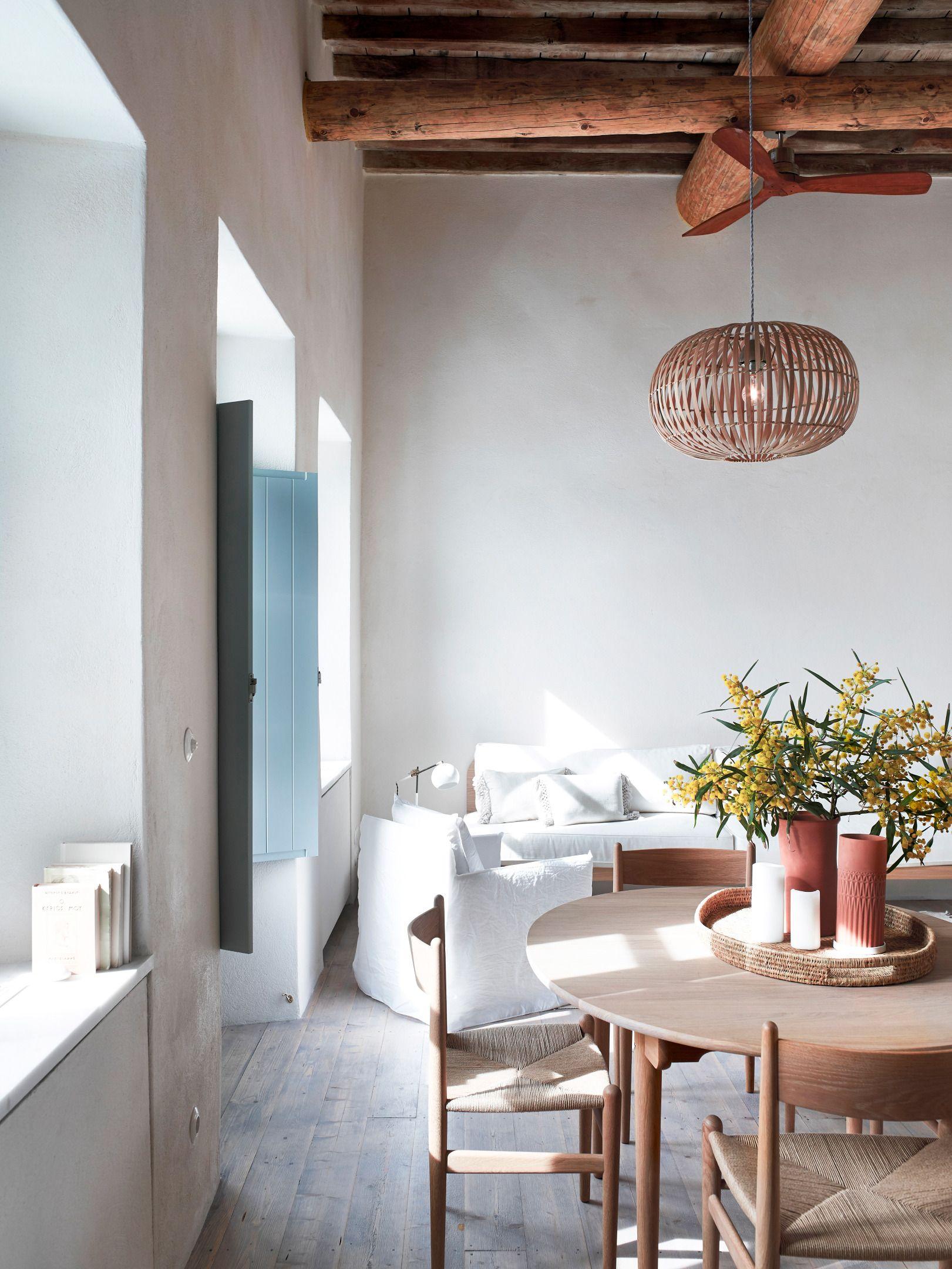 Une maison grecque sur une île - PLANETE DECO a homes world | Casas ...