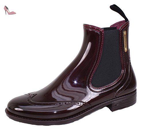 Chaussures Bockstiegel rouges femme tHD9u32cj