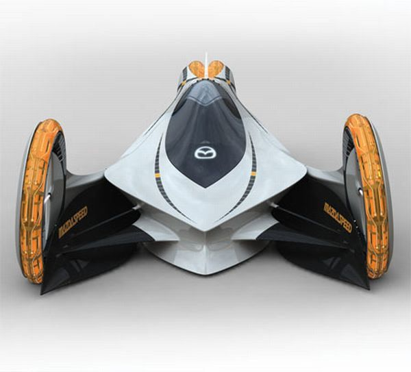 Futuristic cars that run on electricity | Designbuzz : Design ideas and concepts