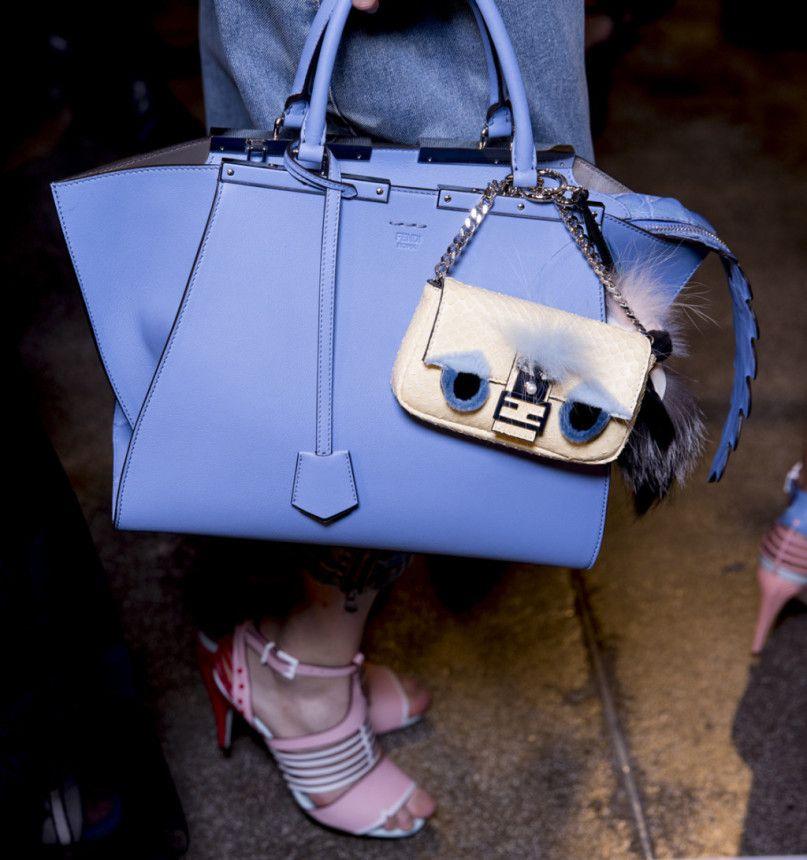 Fendi Spring 2015 RTW – Backstage - Vogue