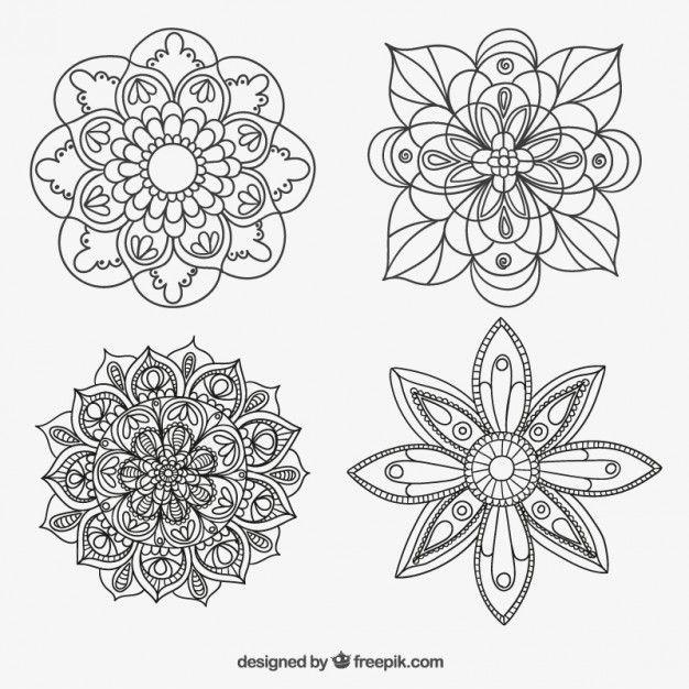 Pin de Iru Mariani en Dibujos | Pinterest | Mandalas, Dibujo y ...