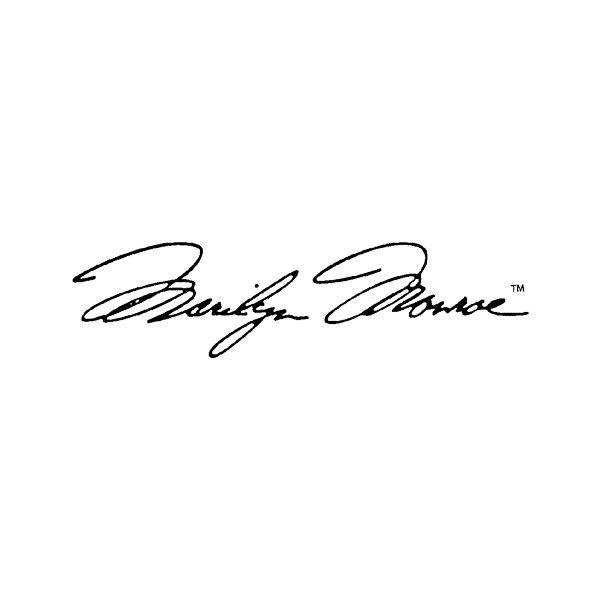 Marilyn Monroe Signature ❤ liked on Polyvore   Marilyn ...