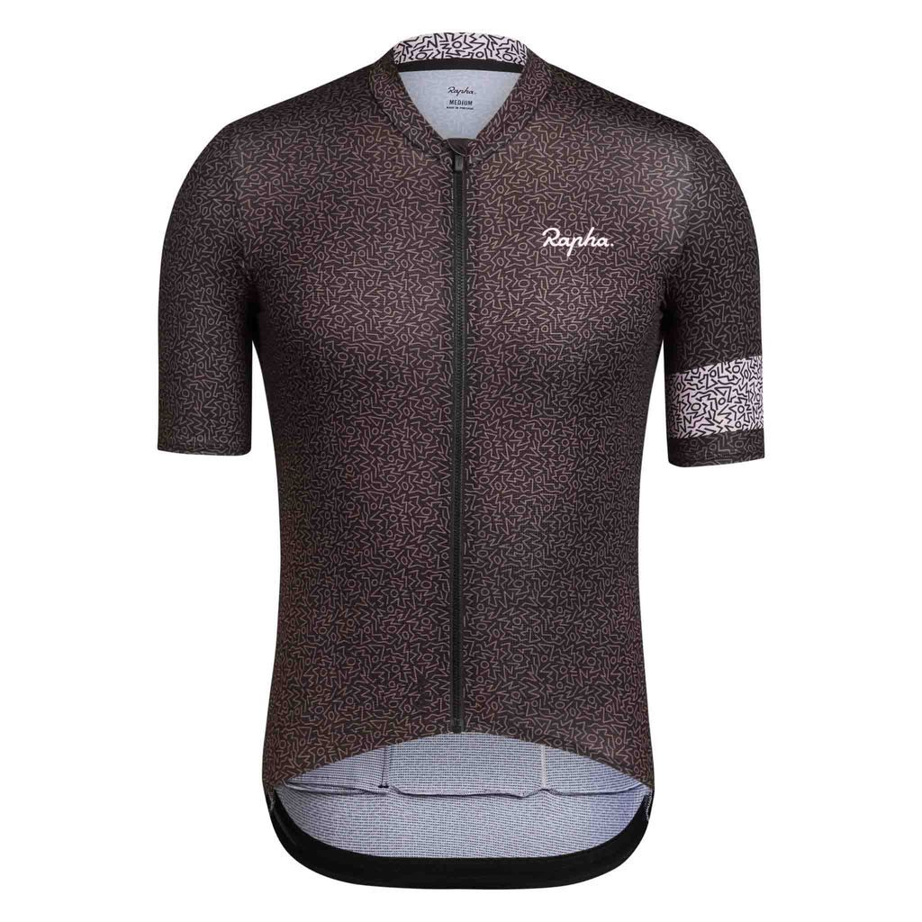 The official jersey of Rapha Rides f927e6cc5