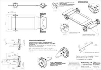 Wooden Go Kart Plans How To Build A Wooden Push Cart With A