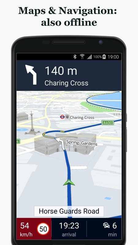 HERE WeGo - Offline Maps & GPS FULL APK Free Download : is a