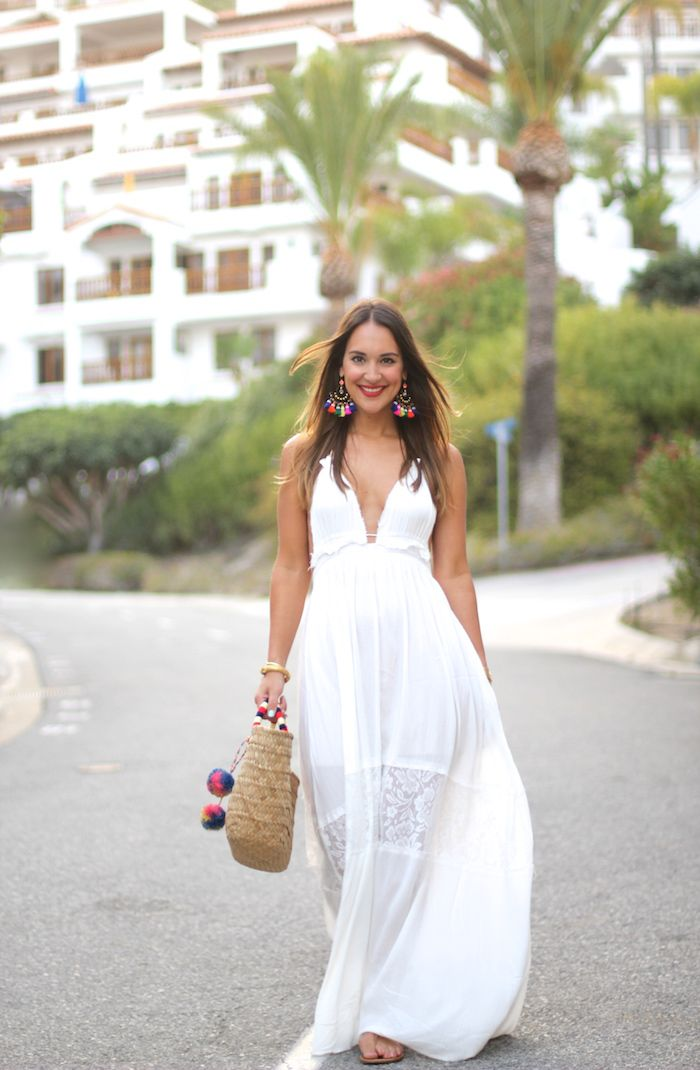 Catalina Island Dress (With images) | Plus size maxi ... |Catalina Island Dress
