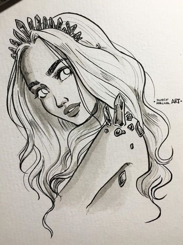 35 Cool And Creative Drawing Ideas For Teenagers Drawings Pinterest Art Sketches Teenage Drawings