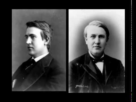 A biographical video of Thomas Edison | Manufacturing
