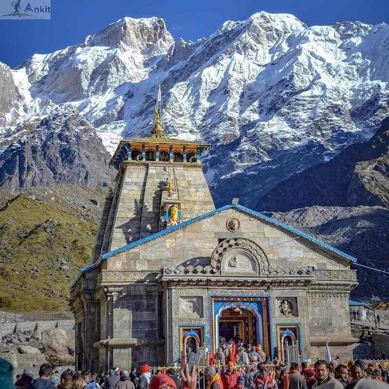 Kedarnath Dham In Uttarakhand by ankit