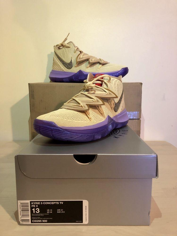 release date: 57094 57aa3 eBay  Sponsored Concepts x Nike Kyrie 5  Ikhet  ...