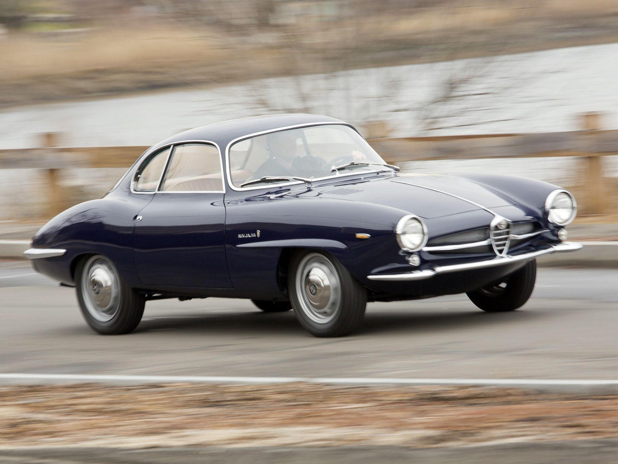 1962 65 Alfa Romeo Giulia 1600 Sprint Speciale 101 By Bertone