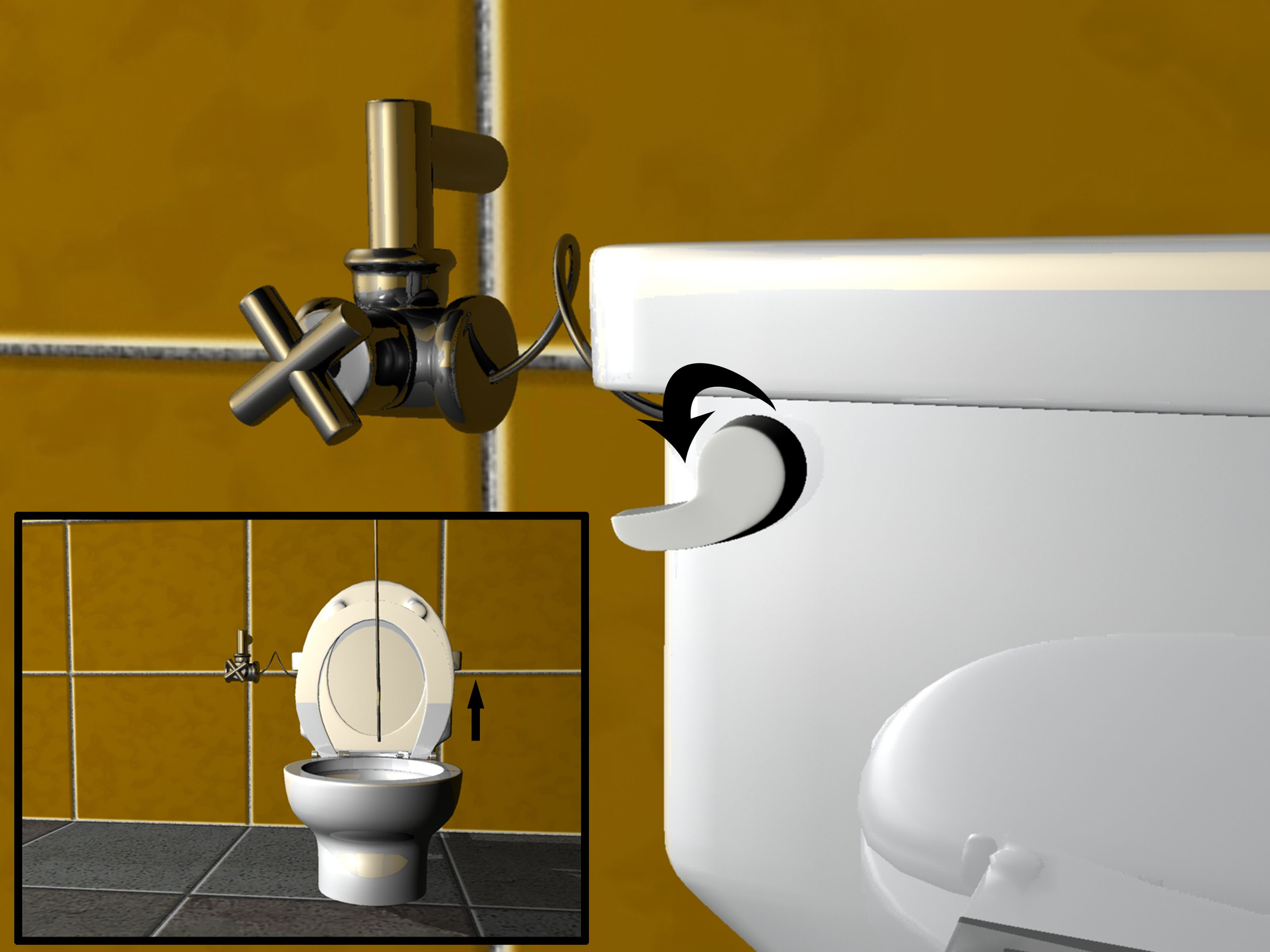 How to unclog a toilet without a plunger how to unclog