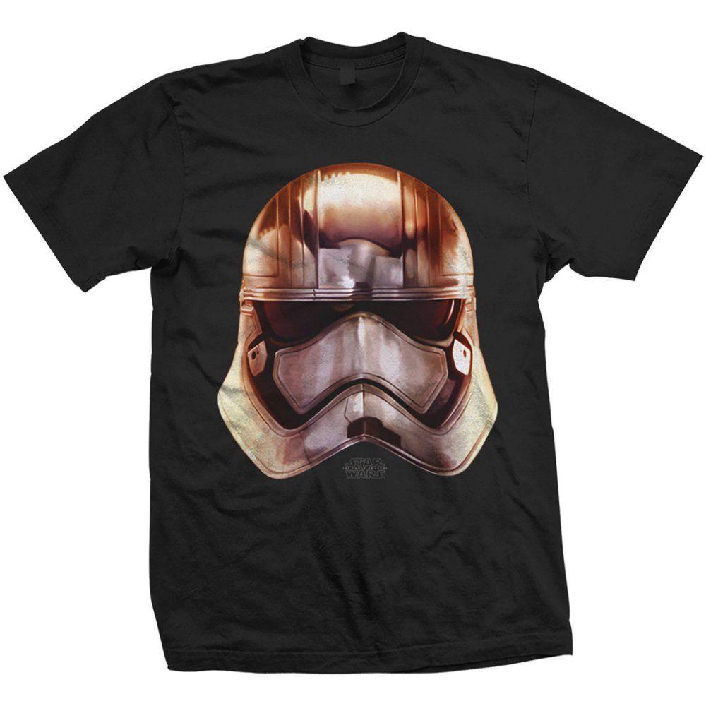 Star Wars – Phasma Big Head t-shirt €18,95